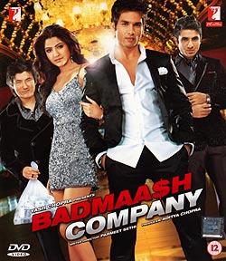 BADMAASH COMPANY[DVD](DVD-1110)