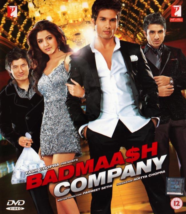 BADMAASH COMPANY[DVD]の写真