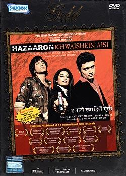 HAZAARON KHWAISHEIN AISI(DVD-1138)