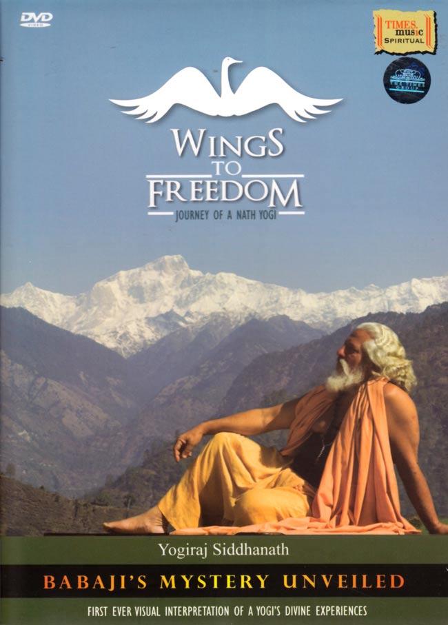 Wings to Freedam - journy of a yogi[DVD]の写真