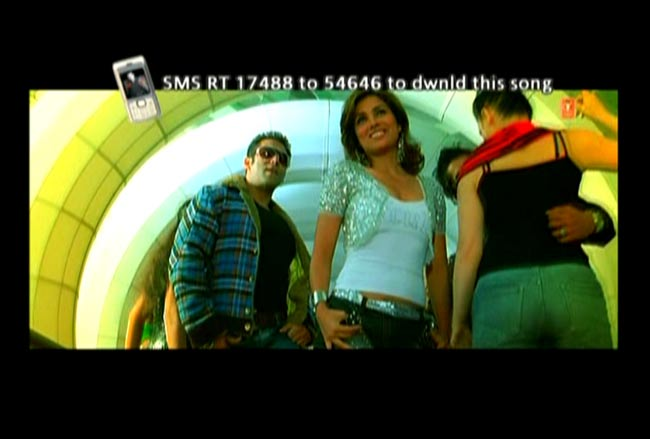 Salman Khan - Bollywood Hunk[DVD] 3 -