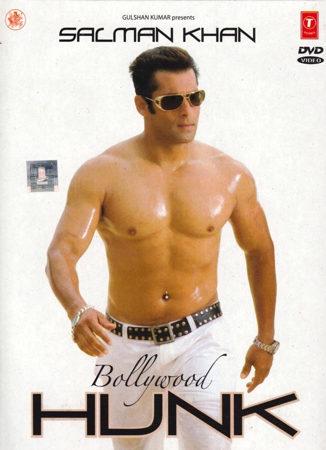 Salman Khan - Bollywood Hunk[DVD]の写真
