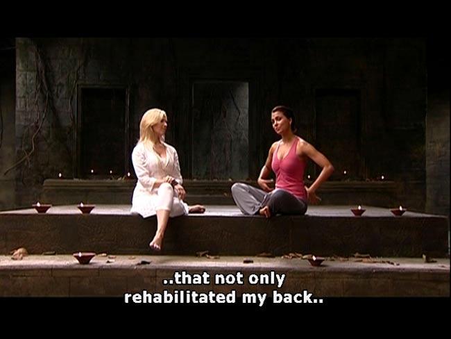 Yoga - Recovery & Rejuvenation[DVD] 3 -