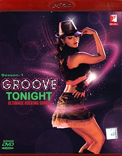 Groove tonight[DVD](DVD-1150)