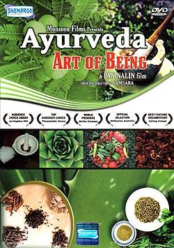 Ayurveda Art of Being - アーユルベーダのDVD【ティラキタ日本語字幕】(DVD-1159)