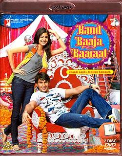 Band Baaja Baarat【ティラキタ日本語字幕】[DVD2枚組] (DVD-1171)