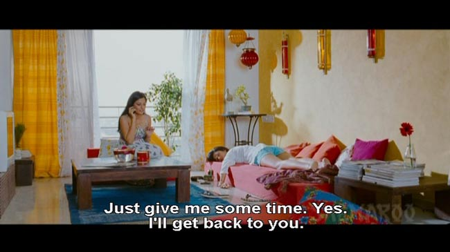 DIL TOH BACcHA HAI JI[DVD] 3 - 画面写真