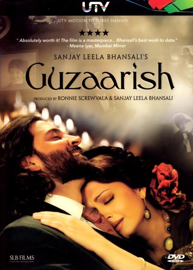 Guzaarish[DVD]の写真