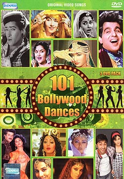101 Bollywood Dances[DVD 3枚組](DVD-1243)