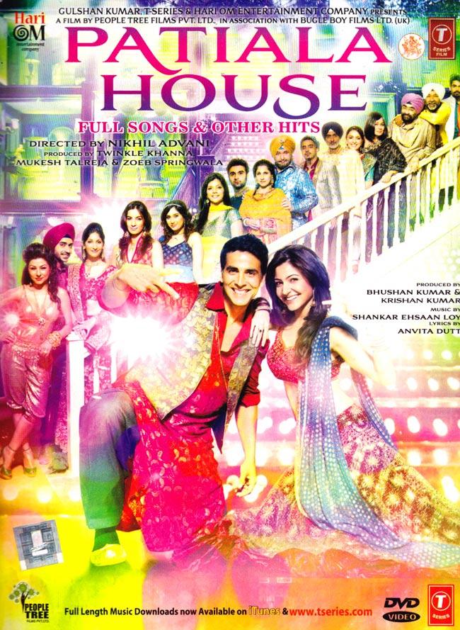 PATIALA HOUSE - FULL SONGS & OTHERS[DVD]の写真