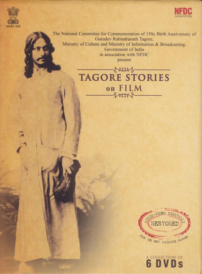 TAGORE STORIES on FILM[DVD6枚組]の写真