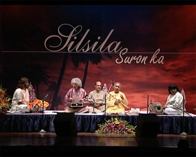 Silsila Suron Ka - Shiv Kumar Sharma & Hariprasad Chaurasia[DVD] 4 -