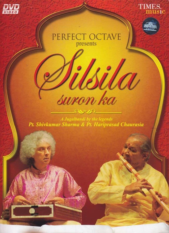 Silsila Suron Ka - Shiv Kumar Sharma & Hariprasad Chaurasia[DVD]の写真