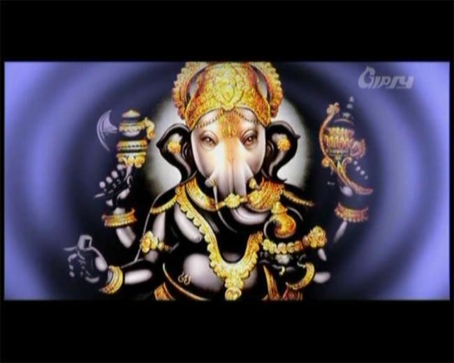 ガネーシャの礼拝実践DVD - Sri Ganesh Pujan[DVD] 3 -