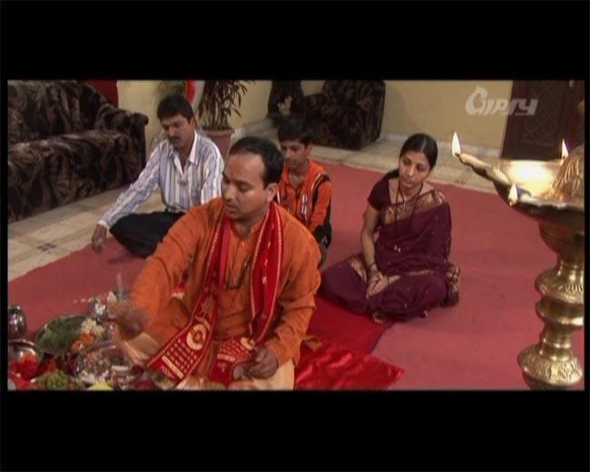 ガネーシャの礼拝実践DVD - Sri Ganesh Pujan[DVD] 4 -
