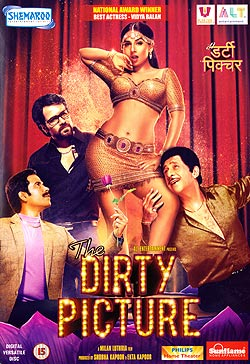 The Dirty Picture【ティラキタ日本語字幕】[DVD](DVD-1353)