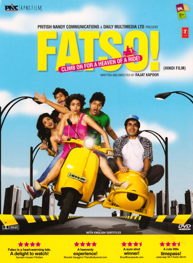 Fatso![DVD]の写真