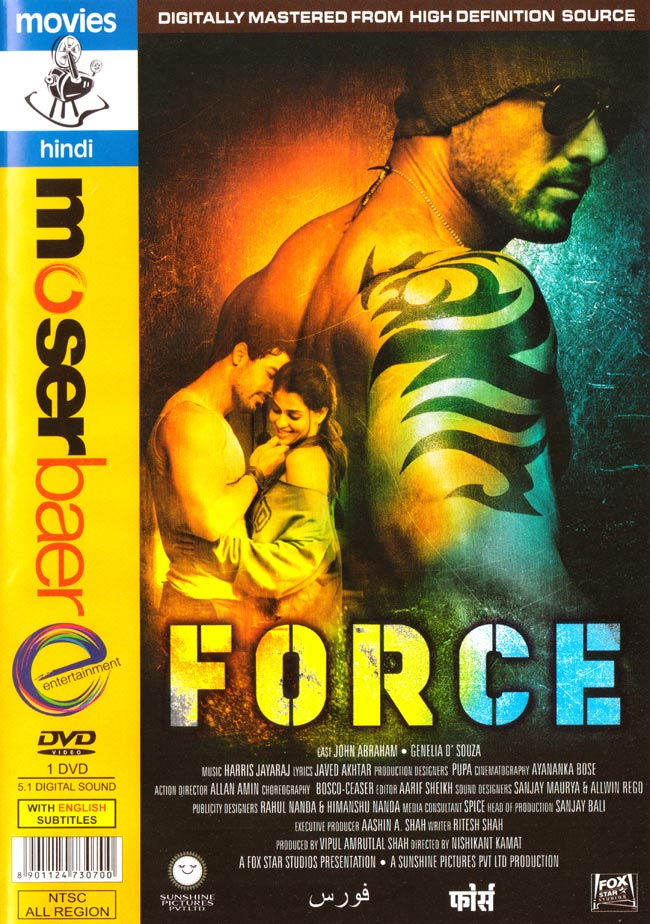 Force[DVD]の写真