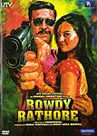 ROWDY RATHORE[DVD]