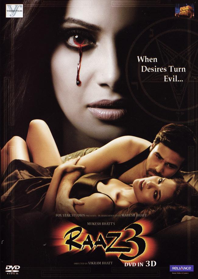 RAAZ 3 [DVD]の写真
