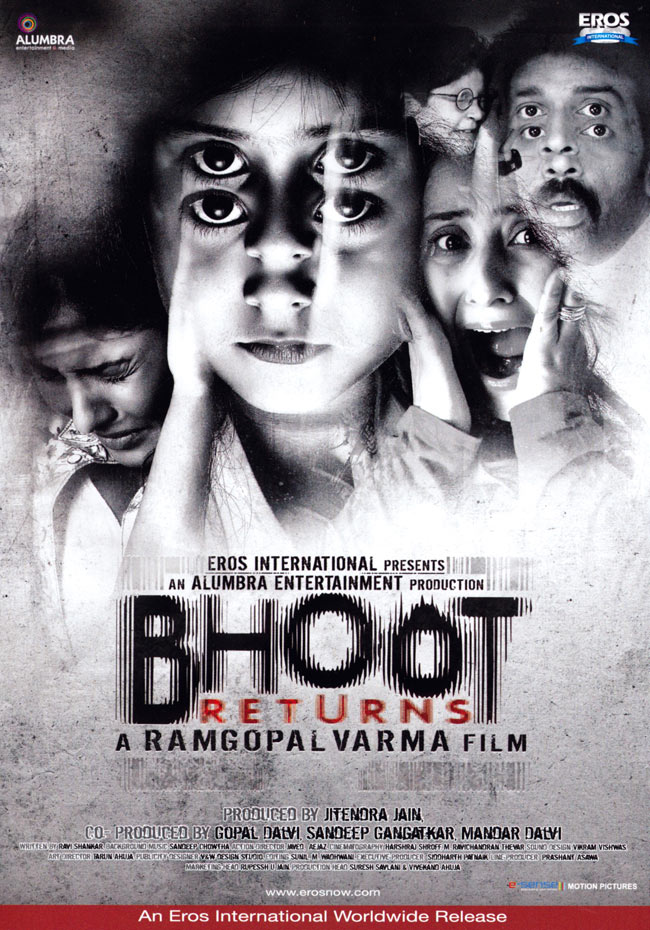 BHOOT RETURNS[DVD] 1