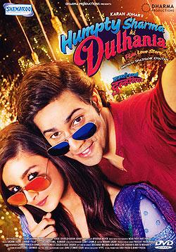 Humpty Sharma ki Dulhania[DVD](DVD-1478)