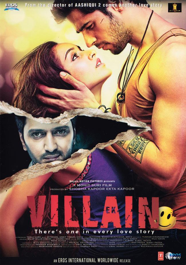 EK VILLAIN[DVD]の写真