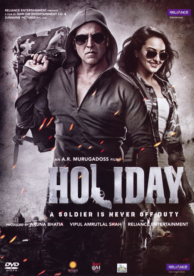 HOLIDAY - A Soldier Is Never Off Duty[DVD]の写真