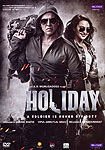 HOLIDAY - A Soldier Is Never Off Duty[DVD]