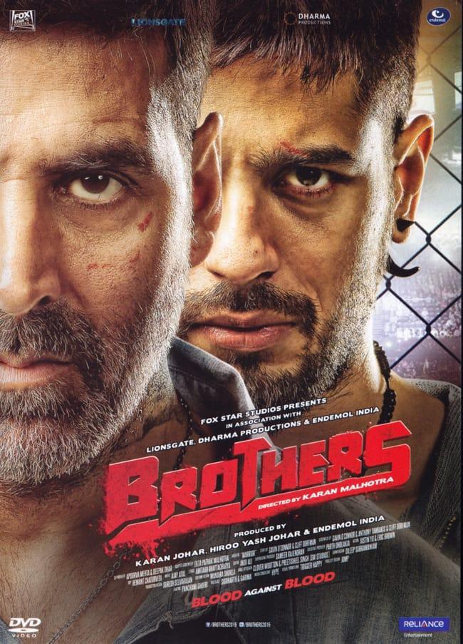 BROTHERS[DVD]の写真