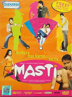 Masti(DVD-254)