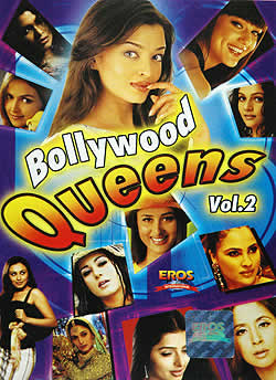 Bollywood Queens Vol.2 (DVD-296)