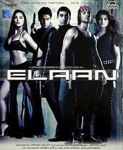 Elaan【ティラキタ日本語字幕】[DVD](DVD-324)