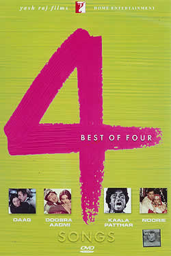 BEST OF FOUR SONGS(Green)(DVD-389)
