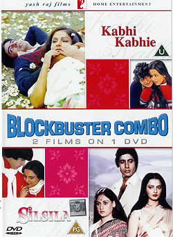 BLOCKBUSTER COMBO - SILSILA & Kabhi Kabhie(DVD-468)