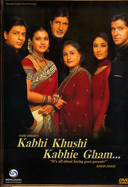 Kabhi Khushi Kabhie Gham…/邦題:『時に喜び、時に悲しみ』(日本語字幕非対応版)の写真