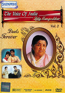The Voice Of India - Lata Mangeshkar Vol. 2(DVD-515)