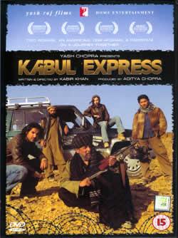 Kabul Express(DVD-522)