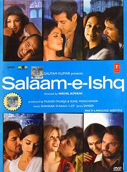 Salaam-e-Ishq [DVD] [T-Series盤]の写真