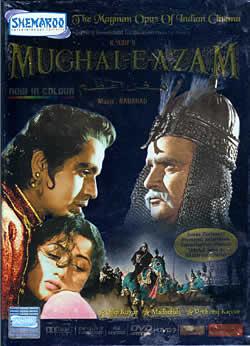 MUGHAL-E-AZAM[2DVDs](DVD-547)