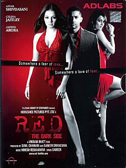 Red - The dark side[2DVDs]の写真