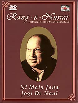Ni main Jana Jogi De Naal - Rang-e-Nusrat [1DVD + 1CD]の写真