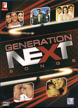 GENERATION NEXT SONGS [DVD](DVD-597)