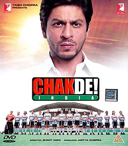 CHAK DE! INDIA【ティラキタ日本語字幕】[DVD](DVD-607)