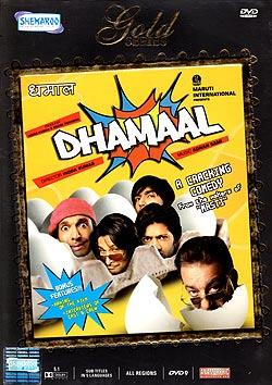 Dhamaal [1DVD](DVD-609)