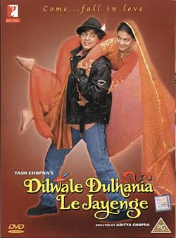 Dilwale Dulhania Le Jayenge [1DVD](DVD-620)