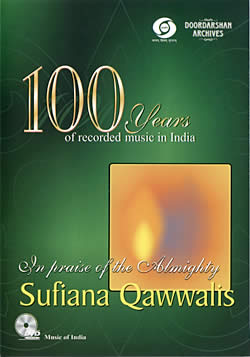Doordarshan Archives - Sufiana Qawwalis (PAL) [1DVD](DVD-650)