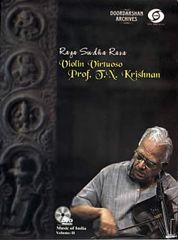 Doordarshan Archives - Prof. T. N. Krishnan Vol. 2 [1DVD](DVD-652)