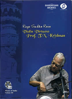 Doordarshan Archives - Prof. T. N. Krishnan Vol. 3 [1DVD](DVD-653)