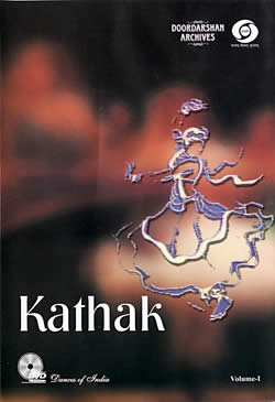 Doordarshan Archives - Kathak Vol. 1 (PAL) [1DVD](DVD-654)